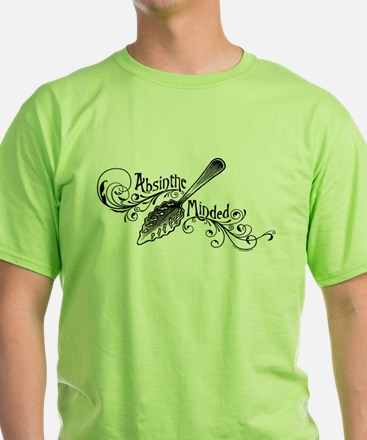 Absinthe Minded - Men's T-Shirt