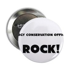 "Energy Conservation Officers ROCK 2.25"" Button"