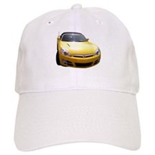 SKY-FRONT & REAR Baseball Cap