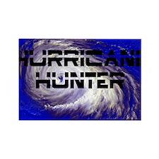 Hurricane Hunter Rectangle Magnet