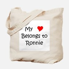 Unique Belongs Tote Bag