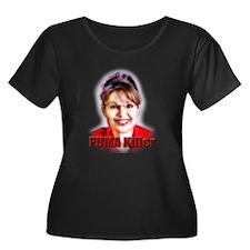 Sarah Palin, huh? T