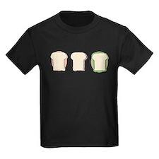 3 yummy sandwiches T