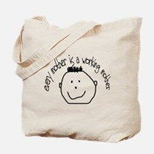 Baby's Face #2 Tote Bag