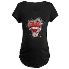 Heart Beaver T-Shirt