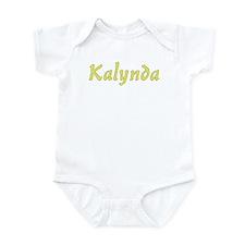 Kalynda in Gold - Infant Bodysuit