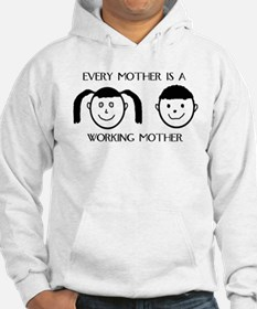 Boy and Girl Face Hoodie