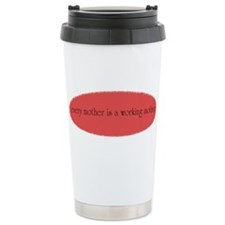 Just Words Travel Mug