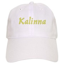 Kalinna in Gold - Baseball Cap