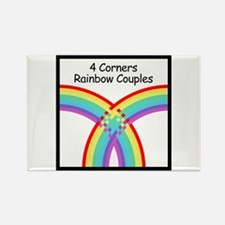 Cute Commitment ceremony Rectangle Magnet
