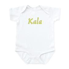 Kala in Gold - Infant Bodysuit