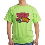 Happy 2nd Birthday Green T-Shirt