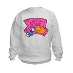 Happy 2nd Birthday Kids Sweatshirt