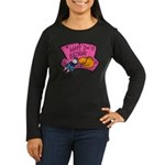 Happy 2nd Birthday Women's Long Sleeve Dark T-Shir