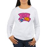 Happy 2nd Birthday Women's Long Sleeve T-Shirt