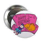 Happy 2nd Birthday 2.25