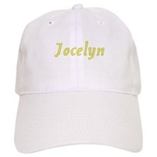 Jocelyn in Gold - Baseball Cap