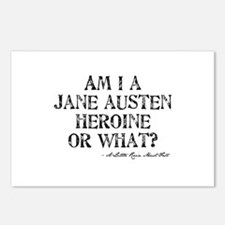 Jane Austen Quote Postcards (Package of 8)