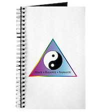 Peace, Balance, Namaste Journal