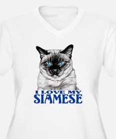 I Love My SIAMESE T-Shirt