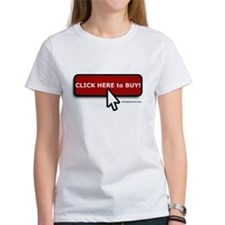 """Click Here To Buy"" Tee"