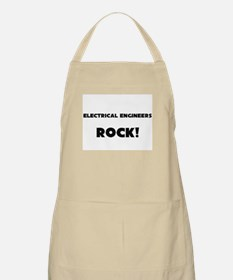 Electrical Engineers ROCK BBQ Apron