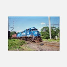Spirit Of Conrail Rectangle Magnet