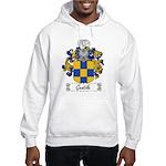 Gentile Family Crest Hooded Sweatshirt