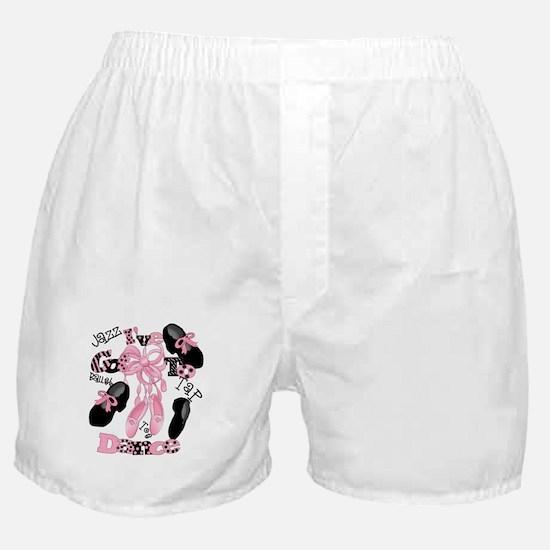 I've Got to Dance Boxer Shorts