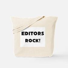 Editorial Assistants ROCK Tote Bag