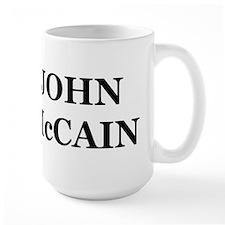 I Love John McCain Mug