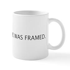 """""""Eve Was Framed"""" Mug"""