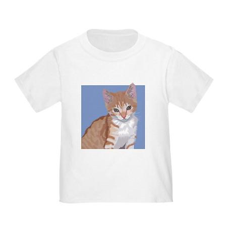 Booger Cat Toddler T-Shirt