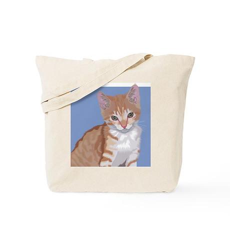 Booger Cat Tote Bag