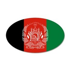 Flag: Afghanistan Wall Decal