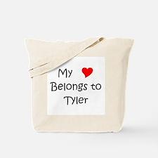 Unique Tyler Tote Bag