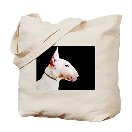 Bull terrier Tote Bag
