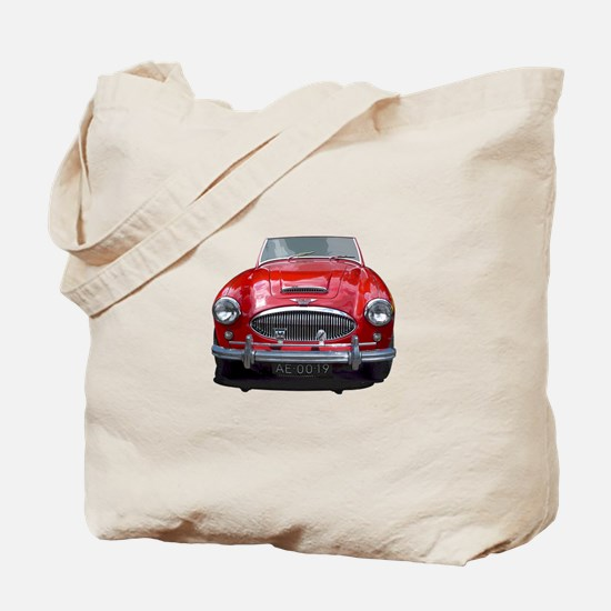 1961 Austin 3000 Tote Bag