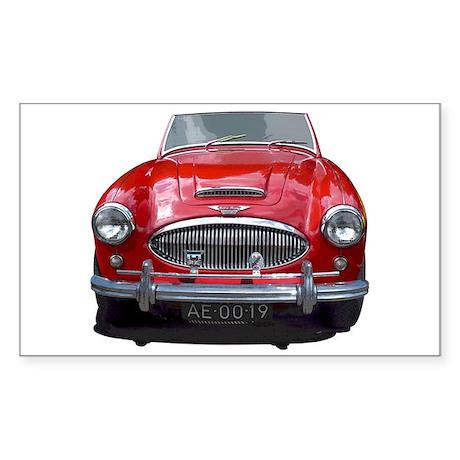 1961 Austin 3000 Sticker (Rectangle 10 pk)