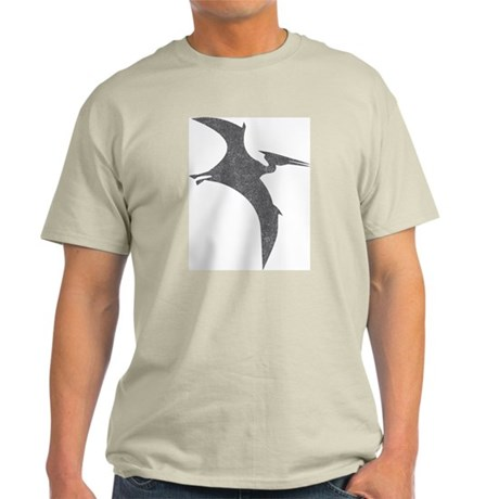 Vintage Pterodactyl Light T-Shirt