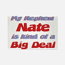 Nephew Nate - Big Deal Rectangle Magnet