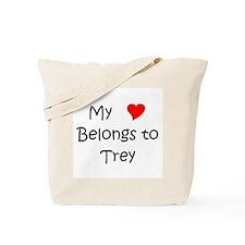 Cute Trey Tote Bag