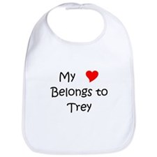 Cute Trey Bib