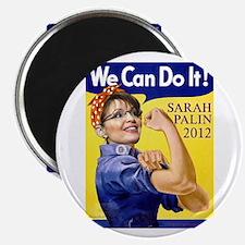 Sarah Palin We Can Do It Magnet