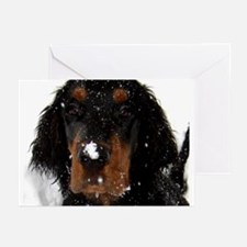 Gordon Setter Holiday & Christmas Cards