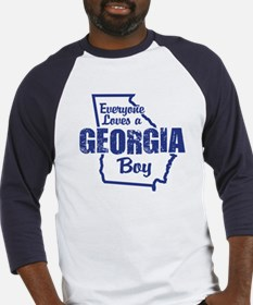 Georgia Boy Baseball Jersey