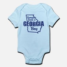 Georgia Boy Infant Bodysuit