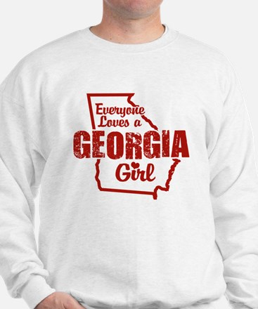 Georgia Girl Sweatshirt