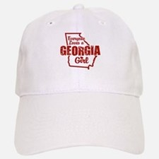 Georgia Girl Baseball Baseball Cap