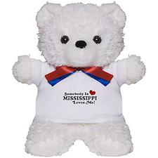 Somebody in Mississippi Loves Me Teddy Bear